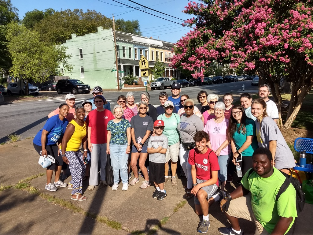 Chimborazo School Beautification with RPS Shines - August 2019